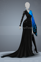 (closed) Auction Adopt - Outfit 518 by CherrysDesigns