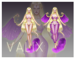[closed] Magical Valix auction by CherrysDesigns