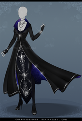 (closed) Auction Adopt - Outfit 603 by CherrysDesigns