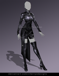 OPEN  (24H AUCTION) - Outfit Adopt 894 by CherrysDesigns
