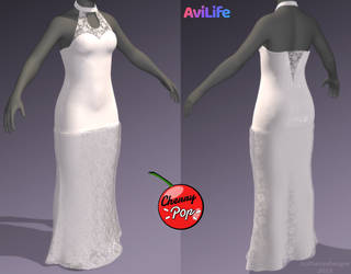 (3D) Avilife WIP Outfit 6 by CherrysDesigns
