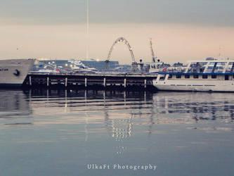 Baku by UlkaFt