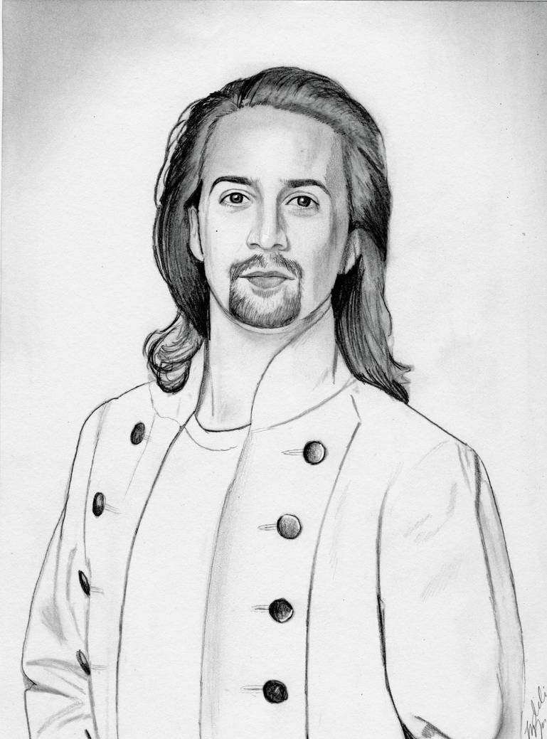 Alexander Hamilton Musical Drawing Wwwtopsimagescom