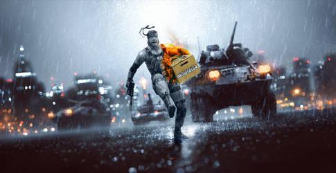 Battlefield 4 by SkeeTls