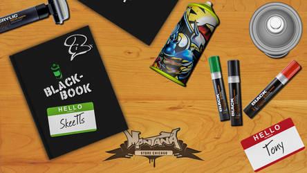 BlackBook by SkeeTls