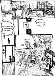 Watch_Dogs Comics by SkeeTls