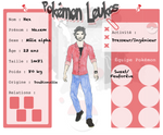 Personnage Nazem Hex by 13Trickster