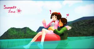 Seborga x Wy Summer Love by ShiaHayama