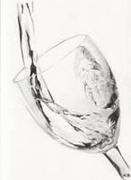 waterglass by SitaraGirl