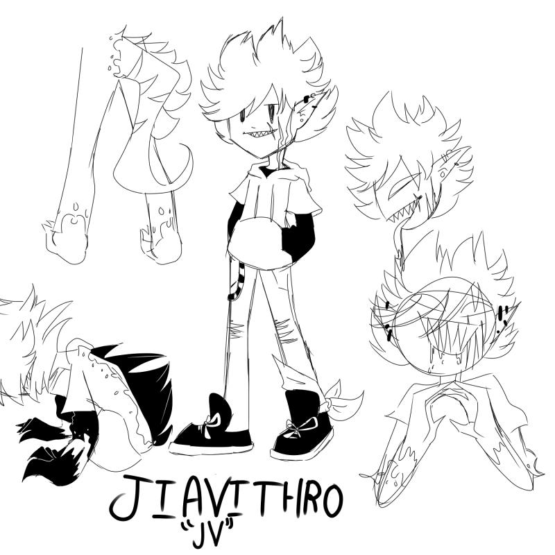 Jv Sketch by dontjudgeYT