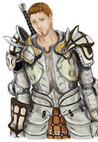 Alistair WIP by Silieth