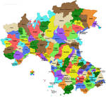 Dioceses in north Italy by R-R-Eco
