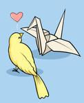 Lovebirds by tomfonder