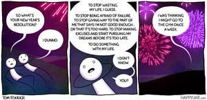Happy Jar - Resolutions by tomfonder