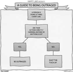 A Guide to Being Outraged by tomfonder