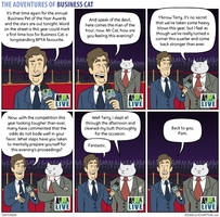 The Adventures of Business Cat - Gala by tomfonder
