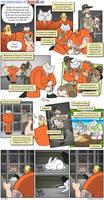 The Adventures of Regular Cat - Escape Plan by tomfonder