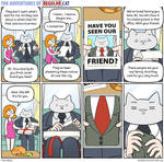 The Adventures of Regular Cat - Family by tomfonder
