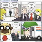 The Adventures of Business Cat - Free Living by tomfonder