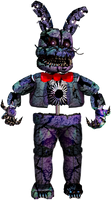 Funtime Nightmare Bonnie by 133alexander