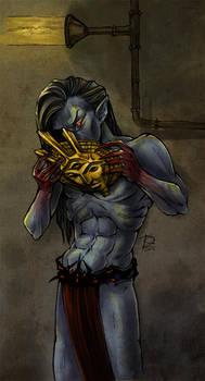 Dagoth Ur by DarianKite