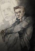 Hawkeye by DarianKite