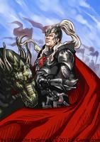 Rhaegar Targaryen by DarianKite