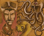 Devil's Mind by alexfaina
