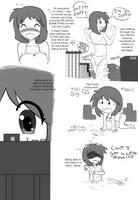 Ashley The BIG Problem's by JiroKatsu