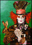 Mad Hatter by Bonniemarie