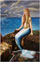 The Mermaid's Secret Rockpool by Bonniemarie