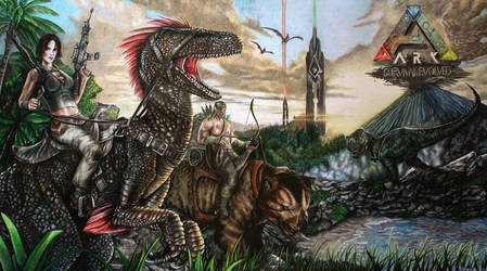 ARK Survival Evolved by Bonniemarie
