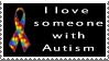 Autism Stamp by theestephasaurusrex
