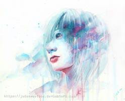 Arimura Ryutaro - Blue Voice by Jadesweetboxx