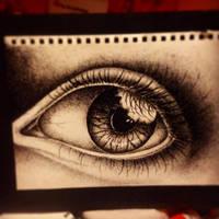 Eye Stippling by TheForbidd3nFruit