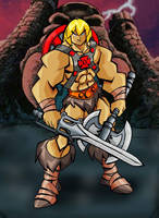 He-Man by The-Satsui