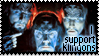 Klingon Stamp by explodingmuffins