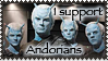 Andorian Stamp by explodingmuffins