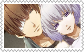 Ron and Nanami Stamp by Sweet-Sharotto