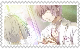 Nanami and Heishi Wedding Stamp by Sweet-Sharotto
