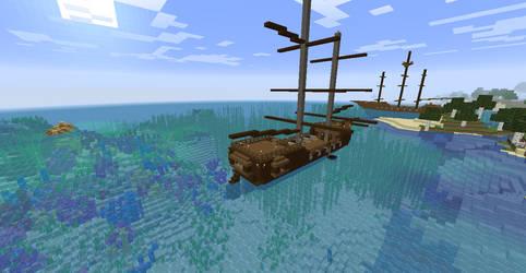 sloop of war 2 by ColtCoyote