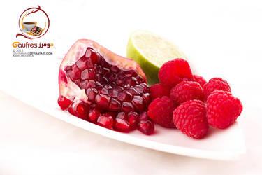 Fruits by LoaiYamani