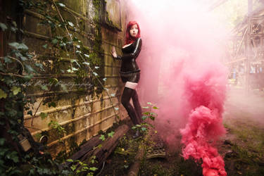 red fog by AliceTheMadOne