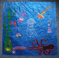 Underwater World by AksaStrig