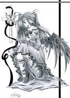 One Winged Angel by jojoju