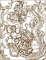 Deities by Redpyre