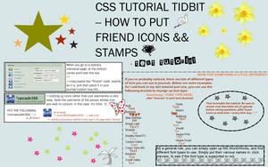CSS Skin Tutorial + Stamp Help by cascade388