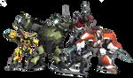 Team Prime Render by JefimusPrime