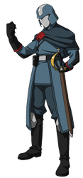 Cobra Commander (Resolute Render) by JefimusPrime