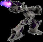 Megatron Prime Render by JefimusPrime